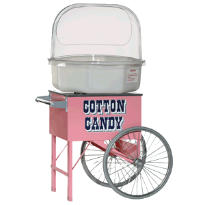 Cotton Candy Machine Rental in Beaumont